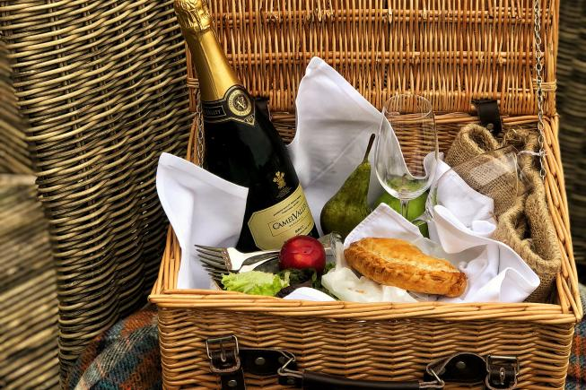Celebratory Hamper For Two