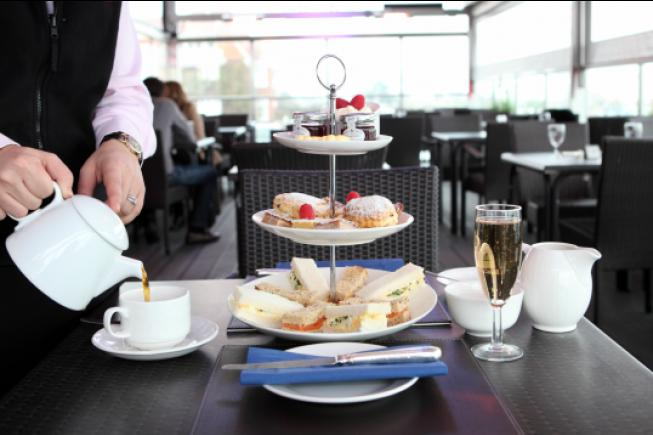 Champagne Afternoon Tea x 2