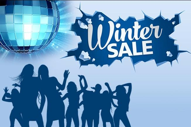 Winter Sale Tribute Night