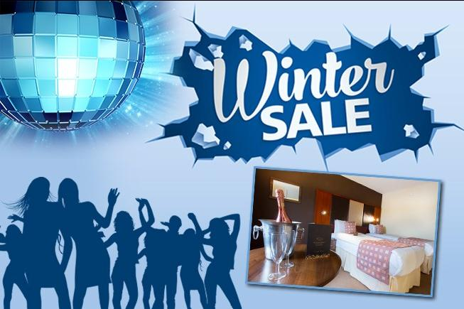 Winter Tribute Night & Stay